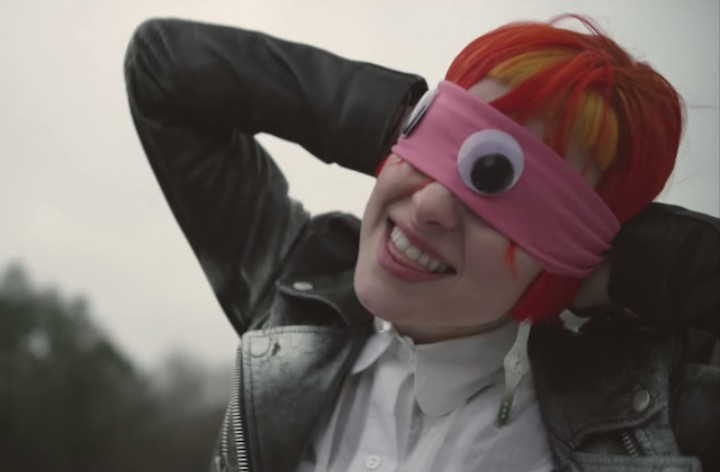 Hayley Williams Wrote the Book on Being a Female Celebrity