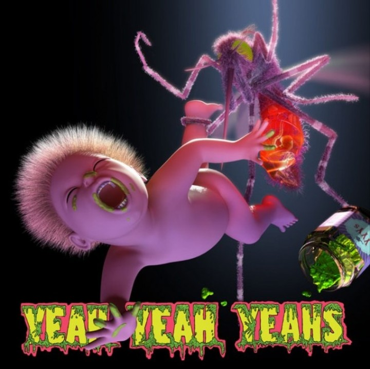 Here's a Stream of 'Mosquito,' the New Album by Yeah Yeah Yeahs