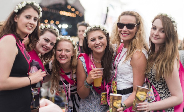 Here's Every Annoying Person You'll Meet at a Festival
