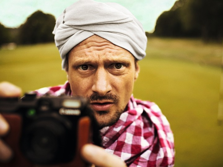 Heroin, Ficken und Penner Fotografieren—DJ Koze im