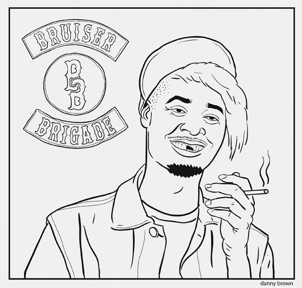heres when we did bun bs colouring book noisey
