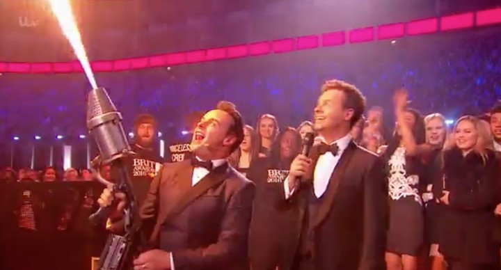 I Reviewed the Only Thing Worth Reviewing at The Brit Awards: Ant and Dec's Banter