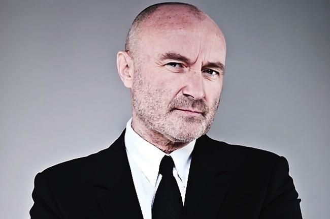 Phil Collins le retour sur scène et en librairie