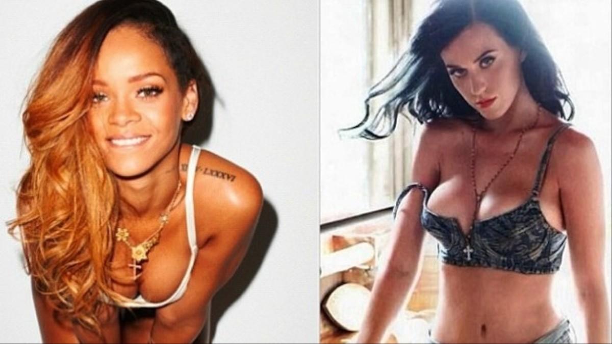 Instagram Report Der Heißeste Instagram Account Rihanna Vs Katy