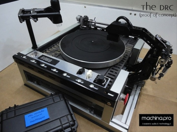 Is a Desktop Record Cutter on the Way?