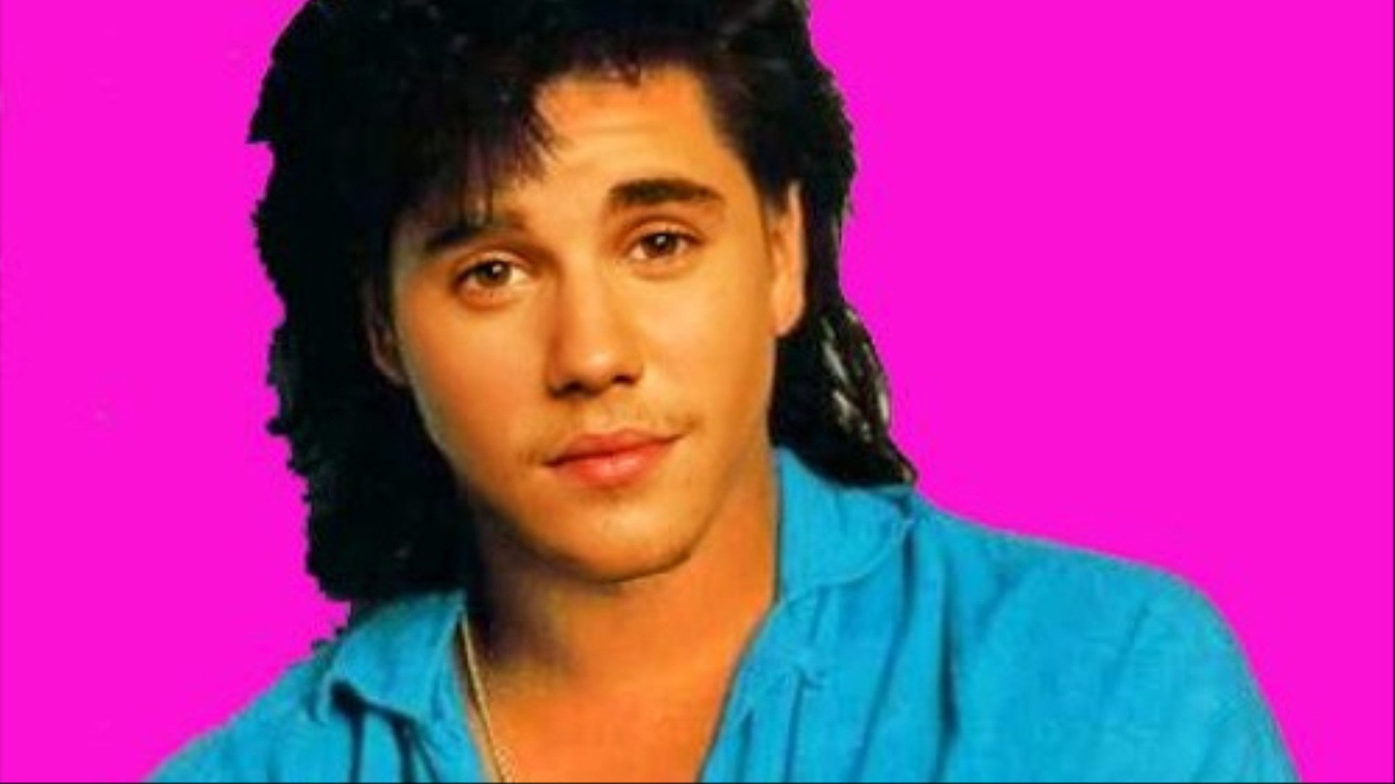 We Got Extra Geeky with the Guy Who Made That 80s Justin Bieber