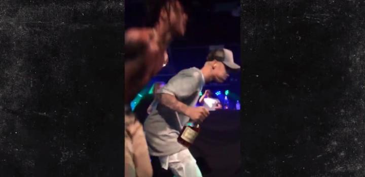 VIDEO PROOF: Justin Bieber Can't Handle His Liquor