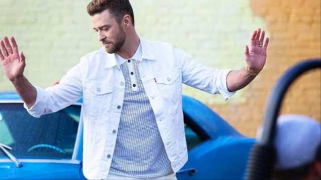 Justin Timberlake Vice