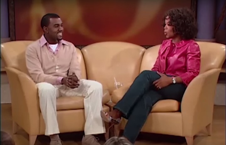 Here is a Video of When Kanye Visited Oprah Because Honestly, We Just Wanted a Headline with Oprah's Name in It