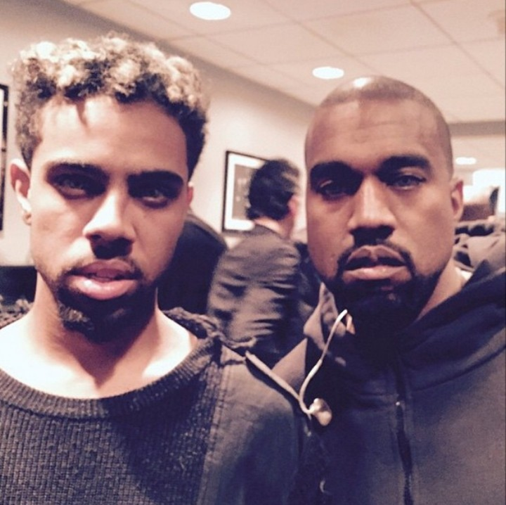 Kanye West and Vic Mensa Lit Up Chance The Rapper's High School Open Mic Night