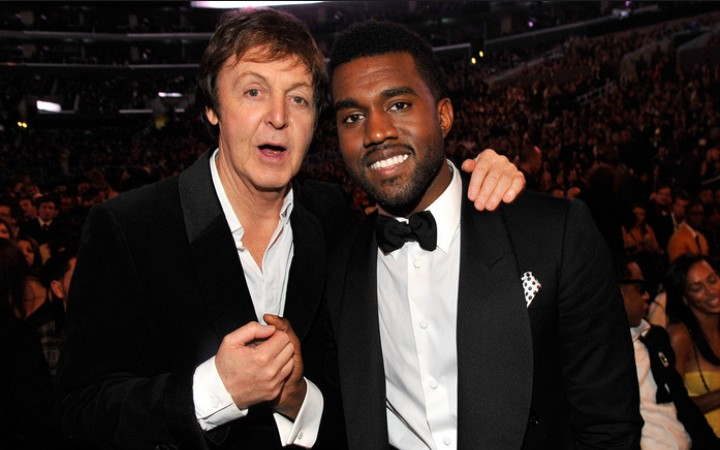 "Happy New Year! Here's a New Song by Kanye West Called ""Only One"" Featuring Paul McCartney"