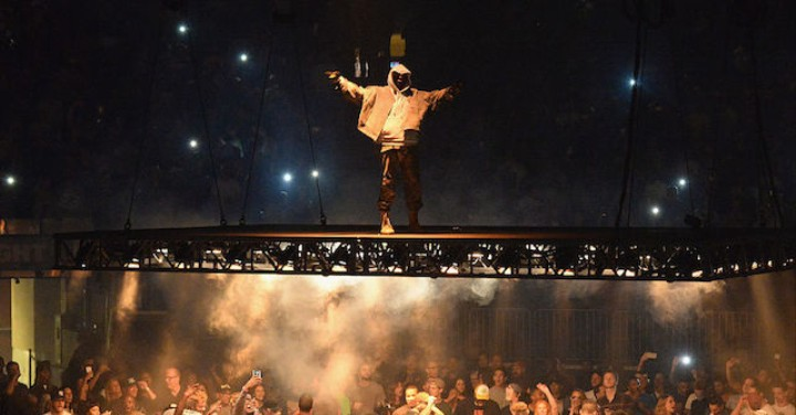 Kanye West's Saint Pablo Tour Is the Best Concert of All Time