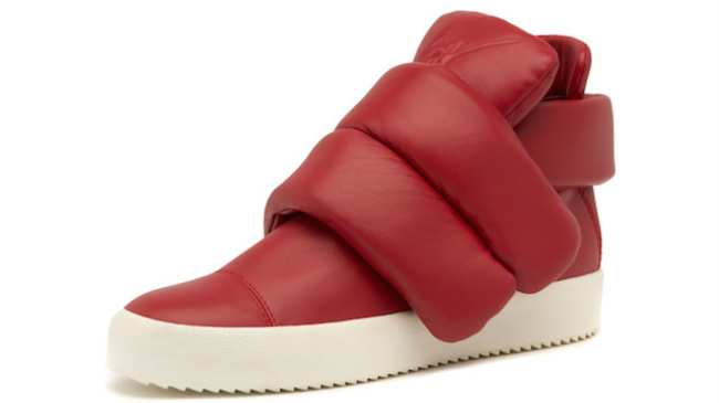 d737be727c35 Kid Cudi Just Out Kanye d Kanye With His New Giuseppe Zanotti Sneakers
