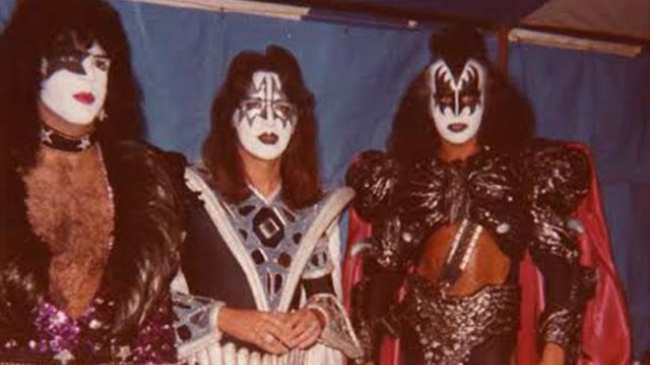 Kissteria: A Look Back at the 1980 Australian Kiss Tour - VICE
