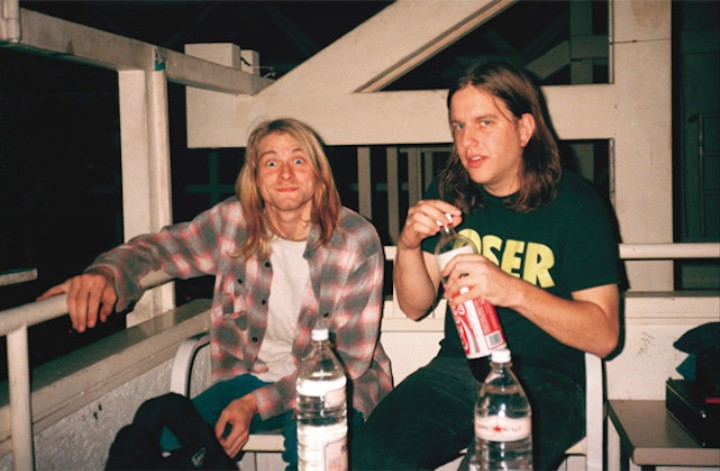 What Does Kurt Cobain's Mixtape Tell Us About Him?