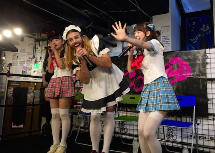 Meet Ladybaby, Japan's Kawaiicore (and Pro-Wrestling) Answer to Andrew WK