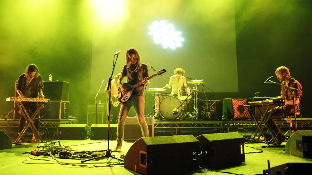 Last Night Tame Impala Played A Gig In The Same Venue As