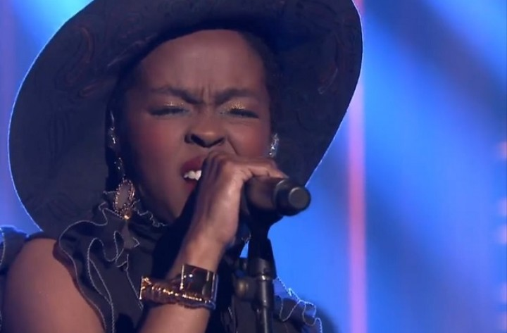 "Ms. Lauryn Hill Returns to Television with an Electrifying Performance of Nina Simone's ""Feeling Good"""