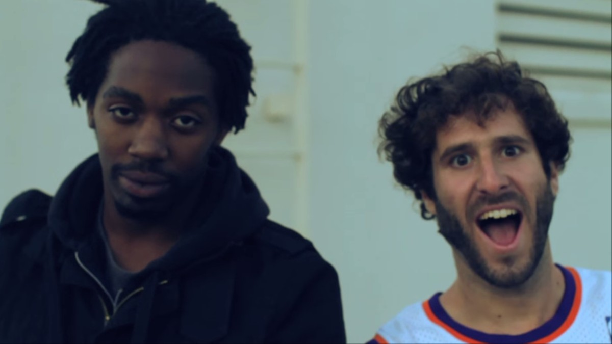 Lil Dicky Isnt A White Supremacist Hes Just An Asshole Noisey