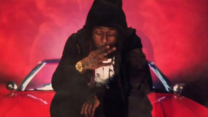 """Lil Wayne Just Released the Video for """"HollyWeezy,"""" and It's Sponsored by a Weed Website"""