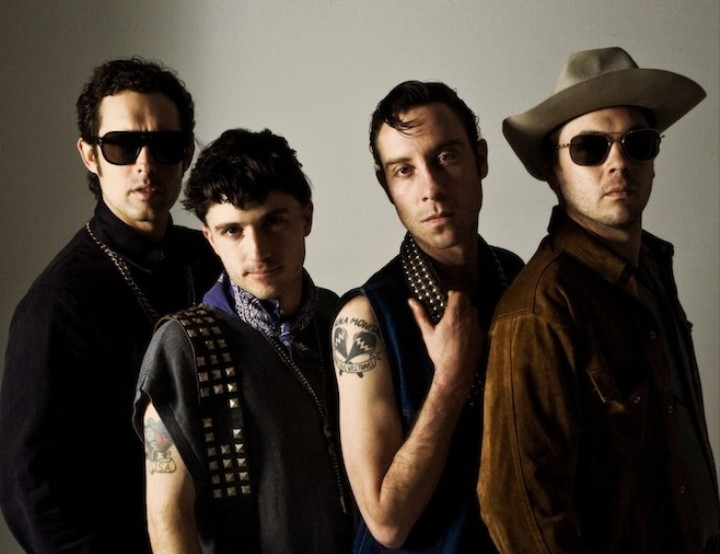 Listen to a New Song from Black Lips