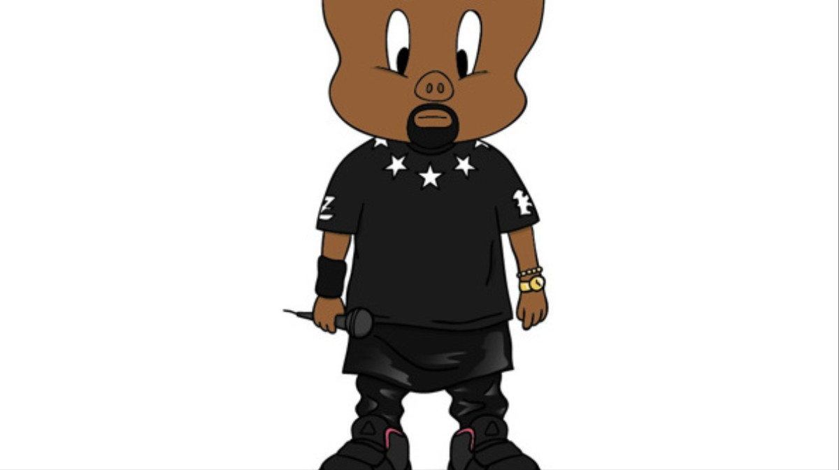 Cartoon Characters As Rappers : All your favourite rappers re imagined as cartoons noisey