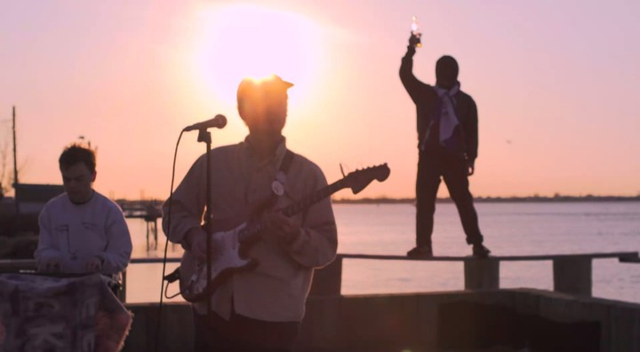 """Watch Mac DeMarco Cover Prince's """"It's Gonna Be Lonely"""" Against a Sunset and Some Guy in a Mask - VICE"""