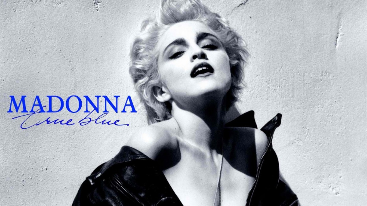 Madonna True Blue Era