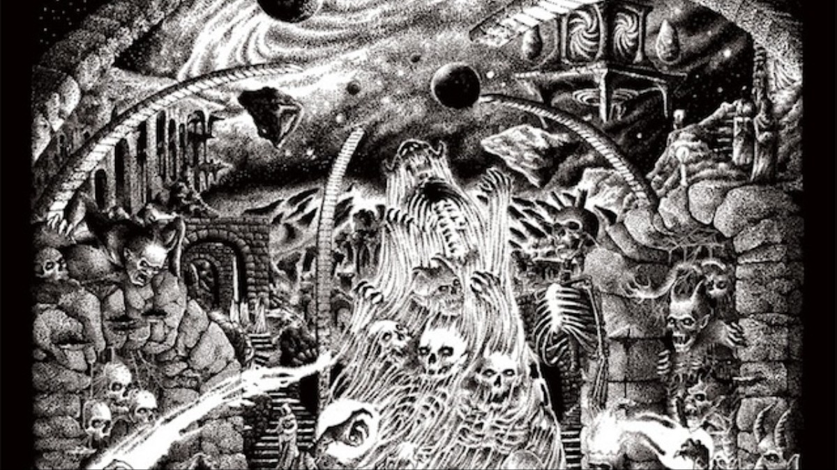Mammoth Grinder's 'Cosmic Crypt' is Pure Death and Will Remind You Why  Cassettes Rule