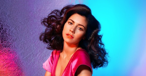 Marina And The Diamonds I Conquered A Fear About Who I Was And