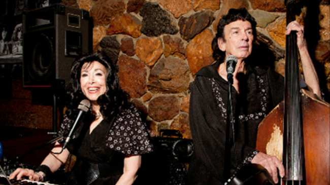 Marty and Elayne have been immortalized in 'Swingers,' jammed with the Red  Hot Chili Peppers, and made a fan out of David Lynch.