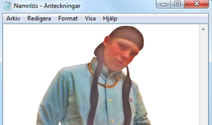 Yung Lean Doer Is the Weirdest 16-Year-Old White Swedish Rapper You'll Hear This Week