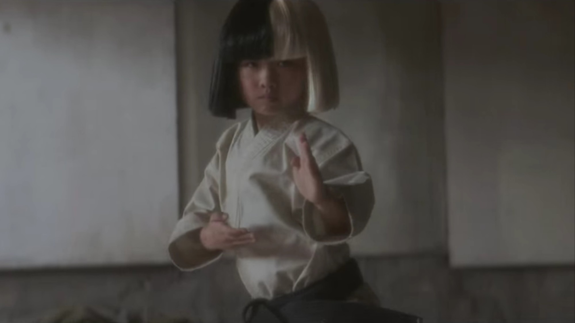 This Little Kid Can Probably Beat You Up in Sia's Video for