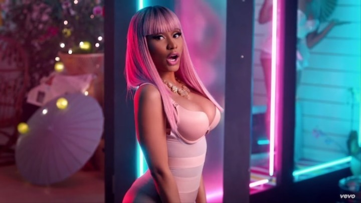 "Nicki Minaj's ""The Night Is Still Young"" Video Is Now on YouTube for All the World to Celebrate It"