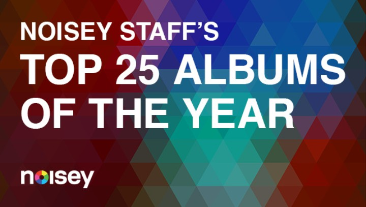 Noisey's Top 25 Albums of 2014: 25 to 11