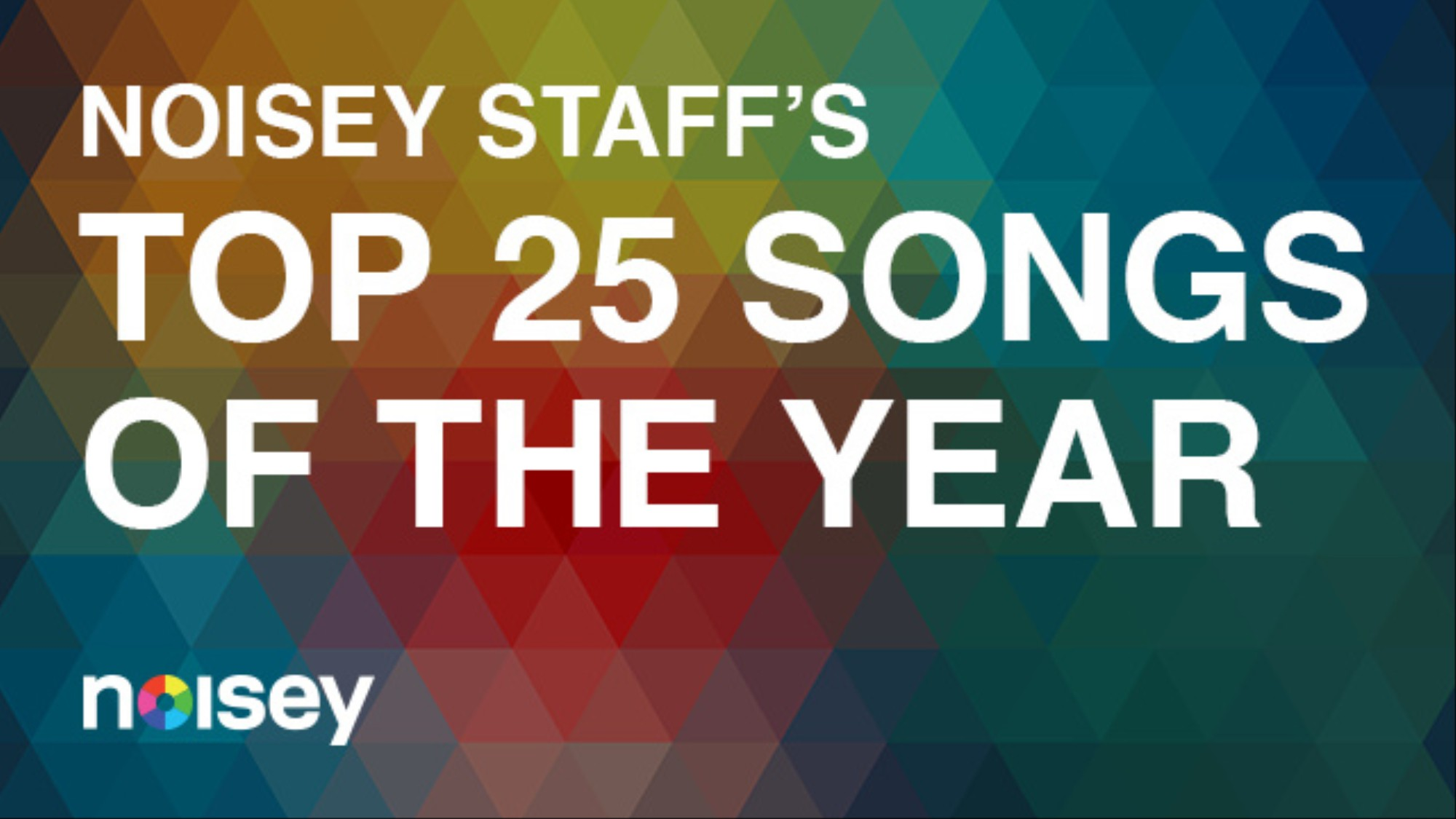 Noisey's Top 25 Songs of 2014: 10 to 1 - VICE