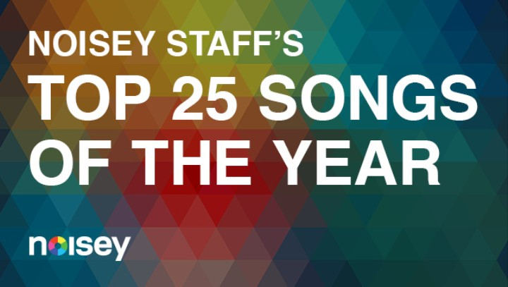Noisey's Top 25 Songs of 2014: 25 to 11