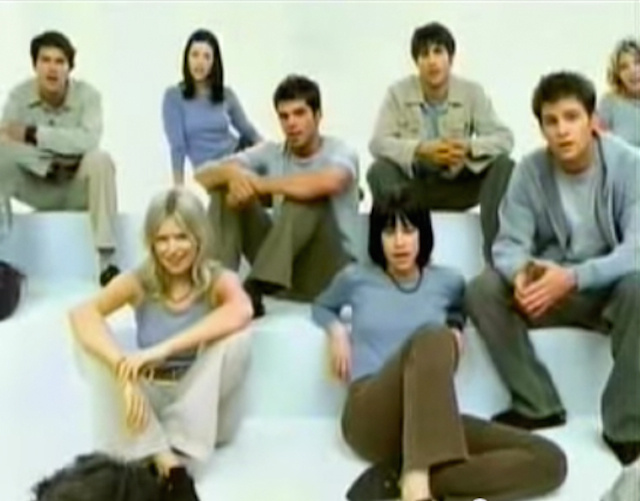 Normcore Lives On The Gap Made Some Of The Best Music Videos Of The 90s Noisey
