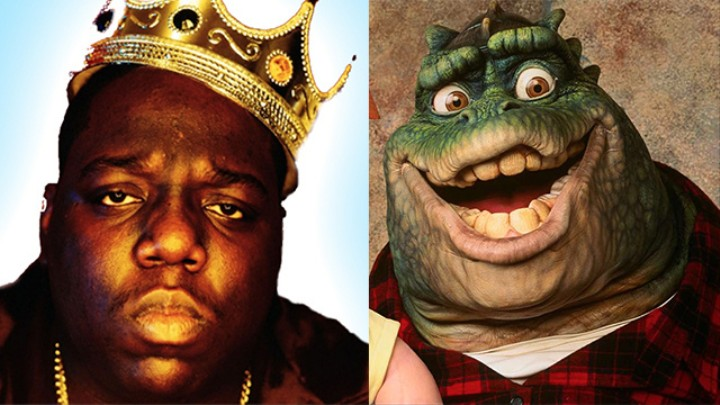 """Some Fucking Genius Synced up Notorious B.I.G.'s """"Hypnotize"""" with the Show 'Dinosaurs'"""