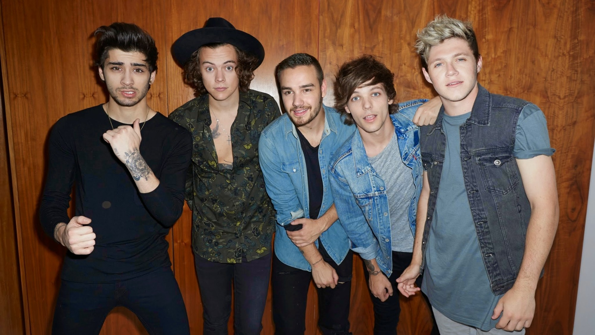 With 'Four,' Are the Boys of One Direction Growing Up? - VICE