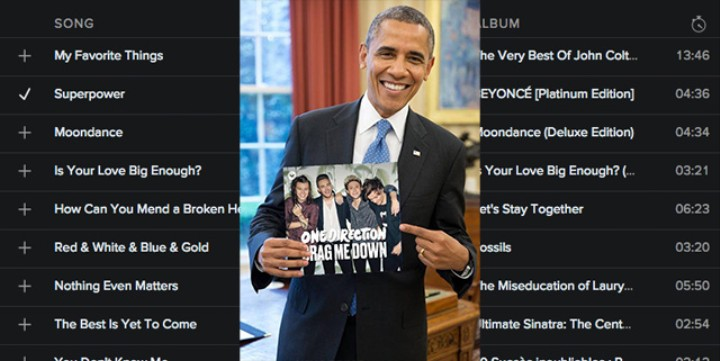 "One Directioners Are Pissed at Obama for Not Including ""Drag Me Down"" on His Summer Playlist"