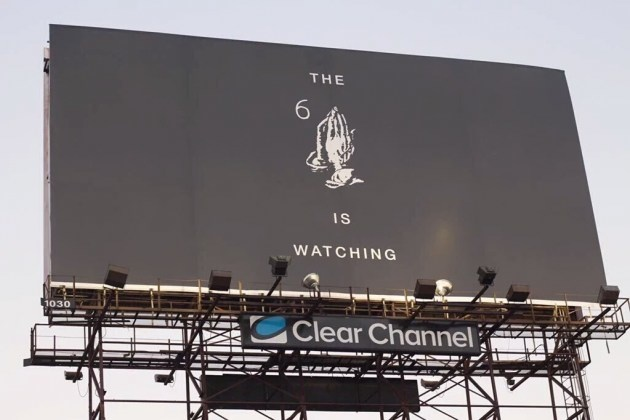 Some Conspiracies On What Drakes Billboards In Toronto Really