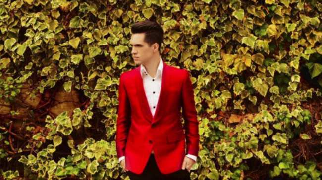 Still Standing Panic At The Discos Brendon Urie On Sinatra Nu