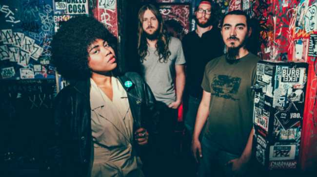 Premiere listen to seratones latest song chandelier off their their newest song chandelier is a southern gothic garage rock jam that will have you buying a leather jacket and dreaming of the summer mozeypictures Images