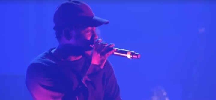 Whoa! Here's Rare Footage of Kendrick Lamar Performing Live with Prince