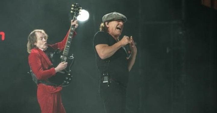 Read AC/DC Singer Brian Johnson's Devastating Letter About Retiring from Performing