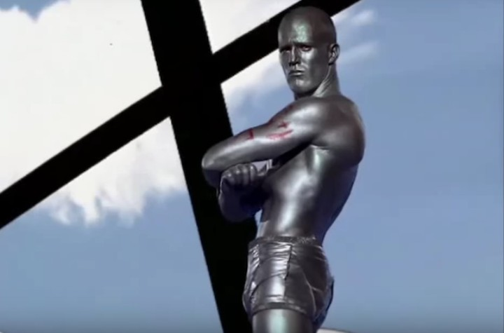 "A Reflection on How Jason Statham Was the Go-To ""Hot Bod"" of 90s Music Videos"