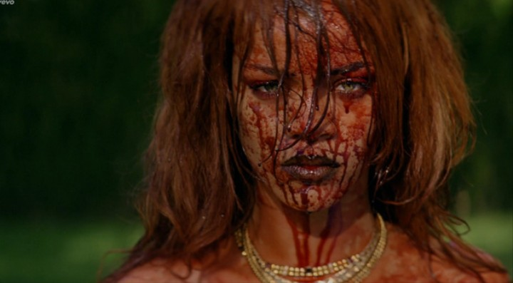 """Rihanna Is the Bad Bitch We Need and Her Tarantino-Style Revenge Porn for """"BBHMM"""" Proves It"""