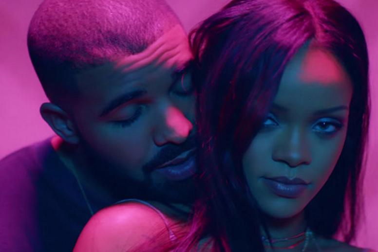 Rihanna Randki Drake 2010
