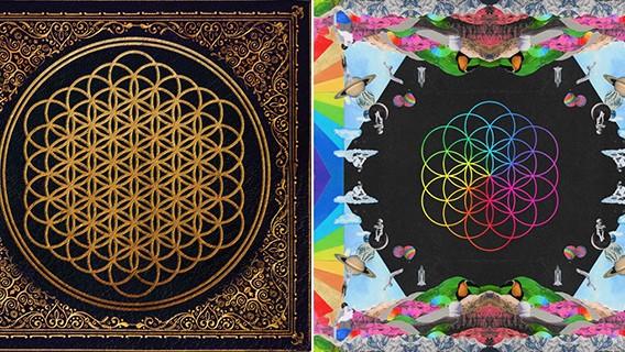 ¿Le copió Coldplay la portada de su nuevo disco a Bring Me ... Bring Me The Horizon Sempiternal Logo Tumblr